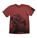 Camiseta Gears of War 4 Men's Fenix - L
