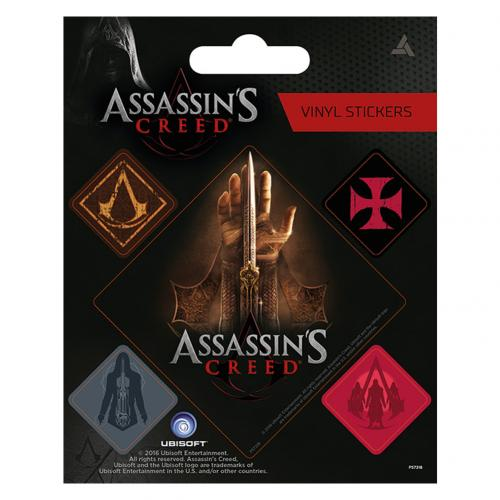 Pegatina Assassins Creed 244882