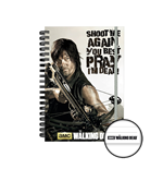 Libreta The Walking Dead 244919