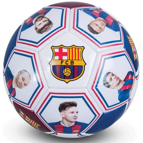 Balón Fútbol FC Barcelona Photo Signature