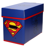 DC Comics Caja para Comics Superman 40 x 21 x 30 cm