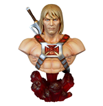 Masters of the Universe Busto He-Man 20 cm