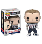 NFL POP! Football Vinyl Figura Rob Gronkowski (New England Patriots) 9 cm