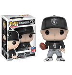 NFL POP! Football Vinyl Figura Derek Carr (Raiders) 9 cm