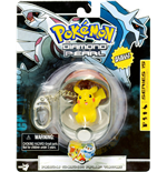 Pokemon Diamond and Pearl Llavero PVC Pikachu