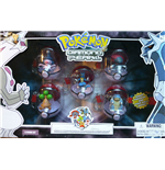 Pokemon Diamond and Pearl Pack de 5 Llaveros PVC