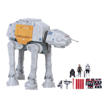 Star Wars Rogue One Vehículo Eletrónico Rapid Fire Imperial AT-ACT 38 cm