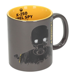 Star Wars Rogue One Taza K-2S0