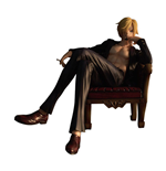One Piece Estatua 1/8 Excellent Model P.O.P SOC Sanji 14 cm