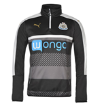 Sudadera Newcastle United 2016-2017 (Negro)