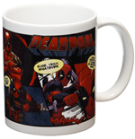 Taza Deadpool 245605