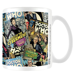 Taza Doctor Who 245613