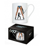 Taza James Bond - 007 245670