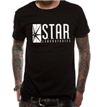Camiseta Flash - S.T.A.R. Labs