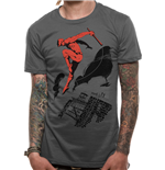 Camiseta Marvel Comics - Rooftop