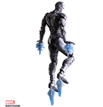 Marvel Comics Variant Play Arts Kai Figura Iron Man Limited Color Ver. heo EU Exclusive 27 cm