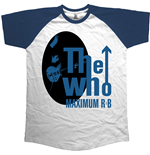 Camiseta The Who Maximum R & B