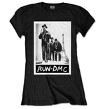 Camiseta Run DMC Paris Photo