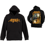 Sudadera Anthrax Evil Twin