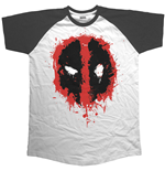 Camiseta Marvel Superheroes Splat Icon