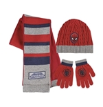 Bufanda y Gorro Spiderman 246542