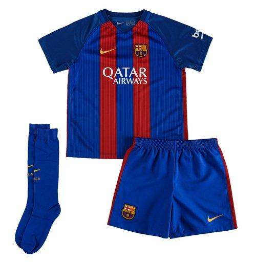 Compra Camiseta FC Barcelona 2016-2017 Home Original b85048558a524