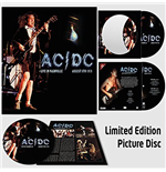 Vinilo Ac/Dc - Live In Nashville August 8Th 1978 (Picture Disc)