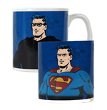 Superman Taza sensitiva al calor Clark Kent