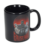 Star Wars Rogue One Taza Enlist Now