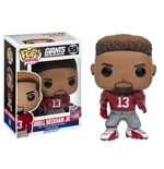 NFL POP! Football Vinyl Figura Odell Beckham Jr (Giants) 9 cm
