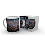 Halo Wars 2 Taza Key Art