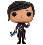Dishonored 2 POP! Games Vinyl Figura Unmasked Emily 9 cm
