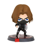 Captain America Civil War Cabezón Winter Soldier 13 cm
