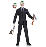 DC Comics Designer Figura The Joker by Greg Capullo 17 cm