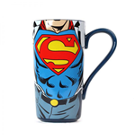Superman Taza Latte-Macchiato Super Strength