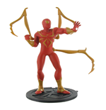 Ultimate Spider-Man minifigura Iron Spider-Man 9 cm