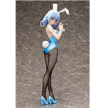 IS (Infinite Stratos) Estatua PVC 1/4 Kanzashi Sarashiki Bunny Ver. 41 cm
