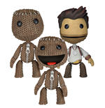 Muñeco de acción Little Big Planet 246831