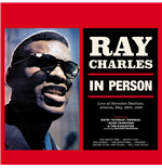 Vinilo Ray Charles - In Person