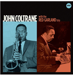 Vinilo John Coltrane - With The Red Garland Trio