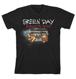 Camiseta Green Day - Revolution Radio Cover