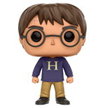 Harry Potter POP! Movies Vinyl Figura Harry Potter (Sweater) 9 cm