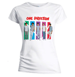 Camiseta One Direction Colour Arches