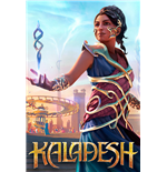 Magic the Gathering Kaladesh Expositor de Mazos de Planeswalker (6) italiano