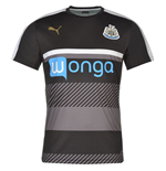 Camiseta Newcastle United 2016-2017 (Negro)