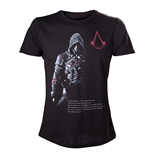 Camiseta Assassins Creed rogue - Shay Patrick Cormac