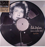 Vinilo Bob Dylan - Live In London Part 1 (Picture Disc)