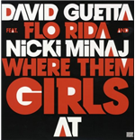 Vinilo David Guetta - Where Them Girls At Maxi
