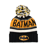 Batman Gorro Beanie Knitted Logo