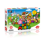 Super Mario Puzzle Mario & Friends